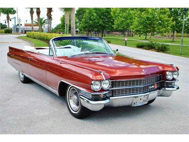 1963 Cadillac Eldorado Biarritz | 890129