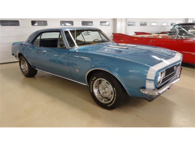 1967 Chevrolet Camaro SS | 891290