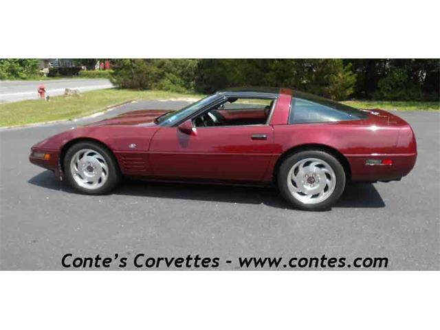 1993 Chevrolet Corvette | 891293