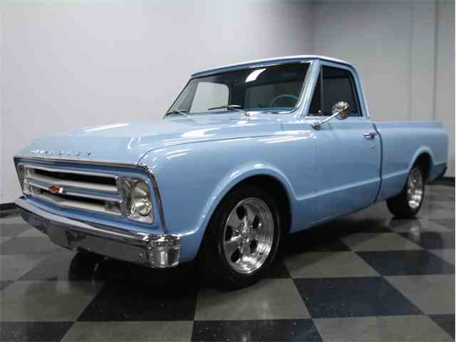 1967 Chevrolet C/K 10   891297