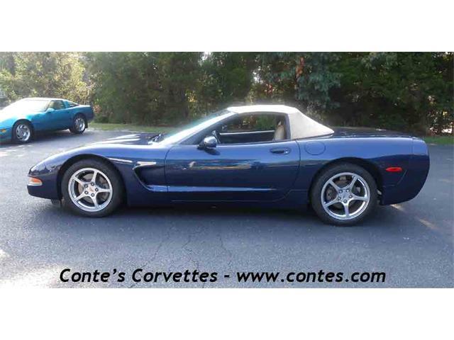 2000 Chevrolet Corvette | 891299