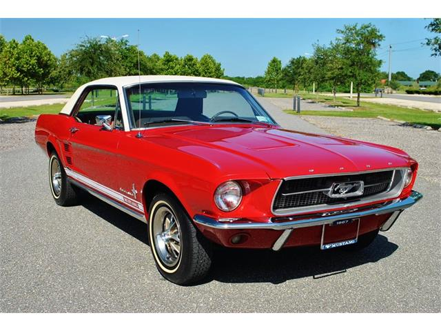 1967 Ford Mustang | 890130