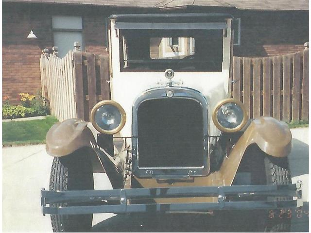 1923 Dodge Brothers Type B Sedan | 891305