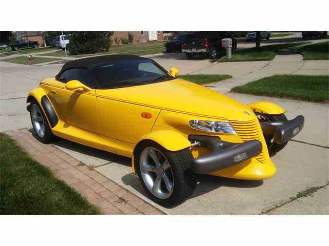 1999 Plymouth Prowler | 891306