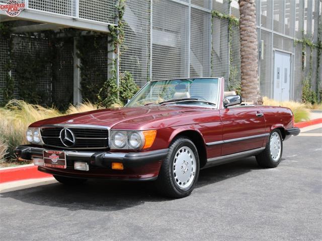 1986 Mercedes-Benz 560 | 891307
