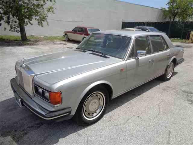 1983 Rolls-Royce Silver Spirit | 891310