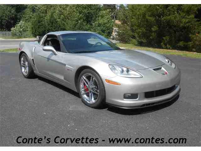 2007 Chevrolet Corvette | 891311