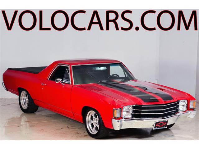 1972 Chevrolet El Camino SS | 891313