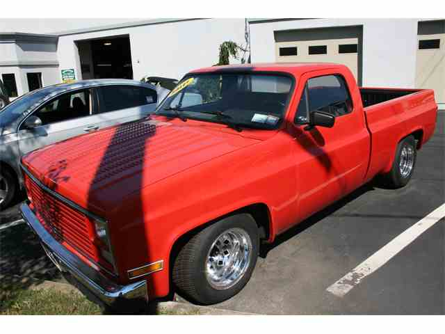 1984 Chevrolet Pickup | 891314