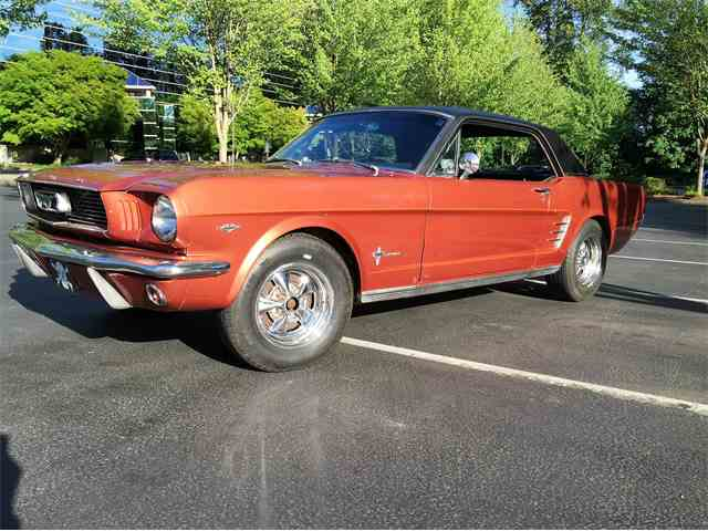 1966 Ford Mustang | 891321