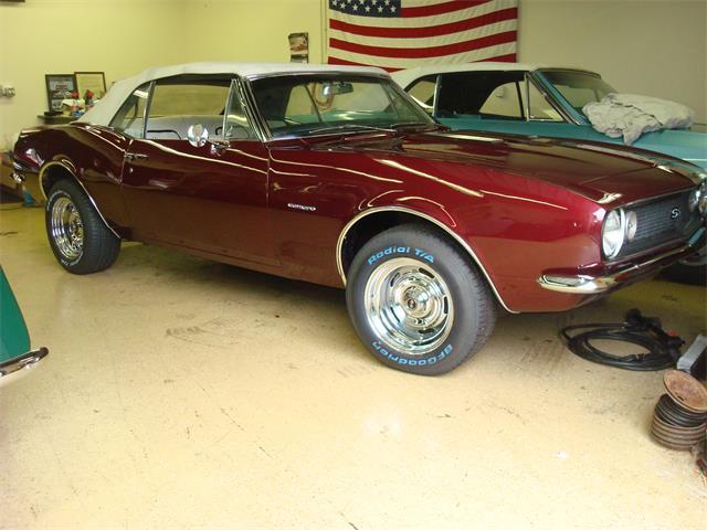 1967 Chevrolet Camaro | 891328