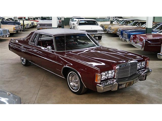 1976 Chrysler Newport Custom | 891335