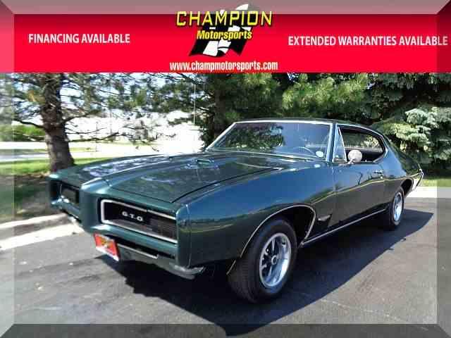 1968 Pontiac GTO | 891337