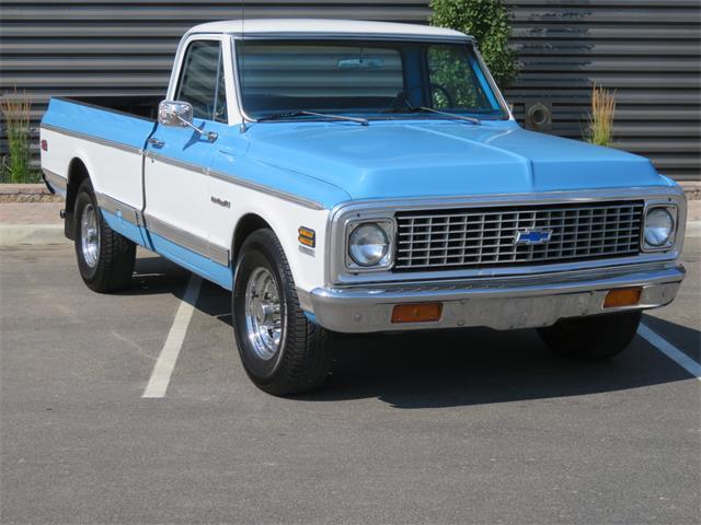 1971 Chevrolet C/K 20 | 891358