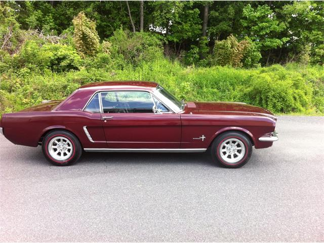 1965 Ford Mustang | 891362
