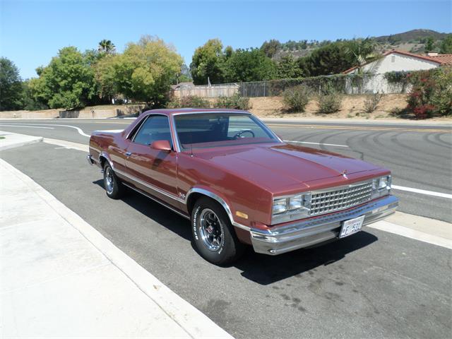 1986 Chevrolet El Camino | 891366