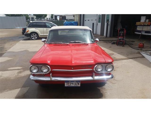 1963 Chevrolet Corvair Monza | 891367