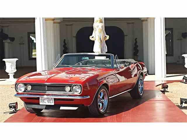 1967 Chevrolet Camaro | 891371