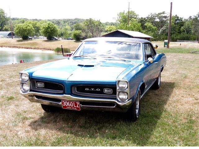 1966 Pontiac GTO Vinyl Roof | 891373