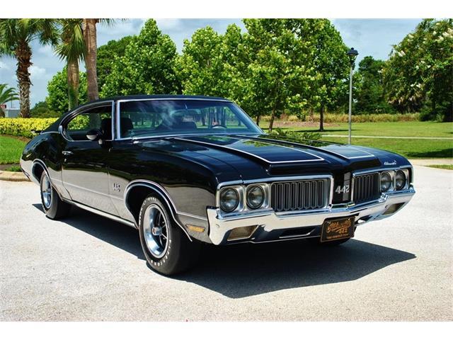 1970 Oldsmobile 442 | 890138