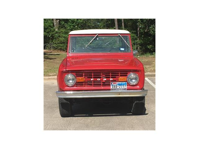 1974 Ford Bronco | 891382