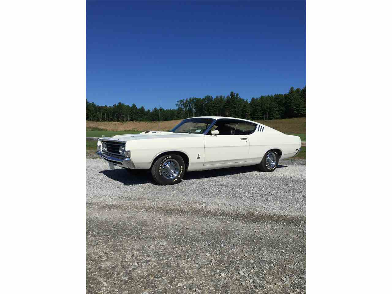 Large Picture of Classic '69 Ford Torino - $35,500.00 - J3ST