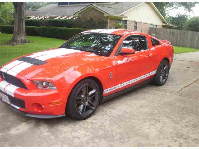2011 Ford Mustang GT500 | 891391