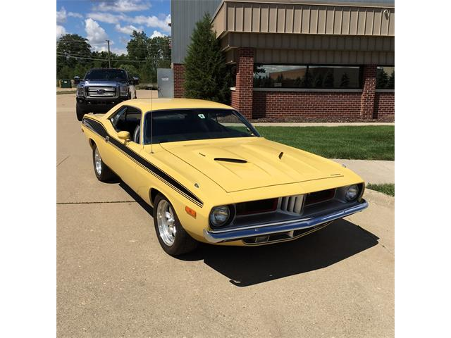 1974 Plymouth Barracuda | 891393