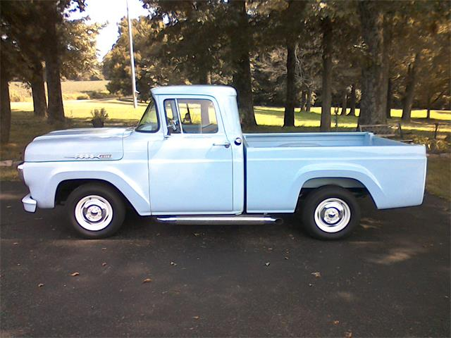 1960 Ford F100 | 891411