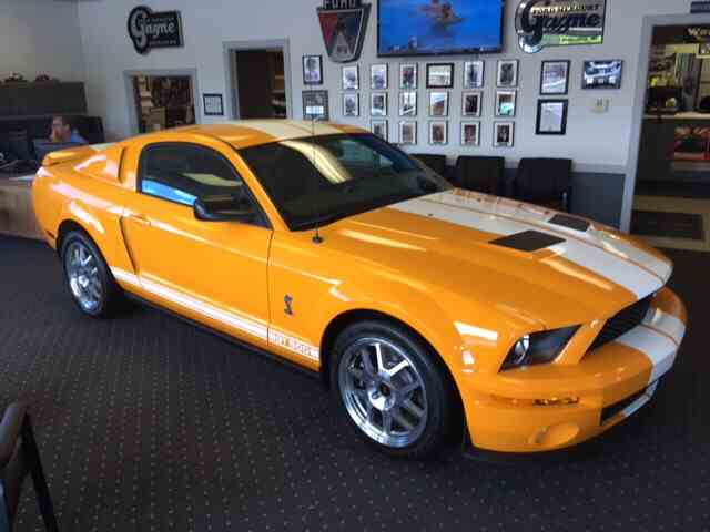 2007 Ford Mustang Shelby GT 500 | 891416