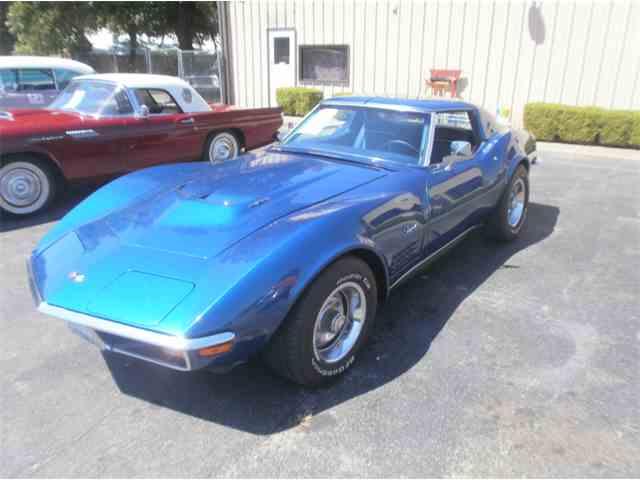 1972 Chevrolet Corvette | 891418