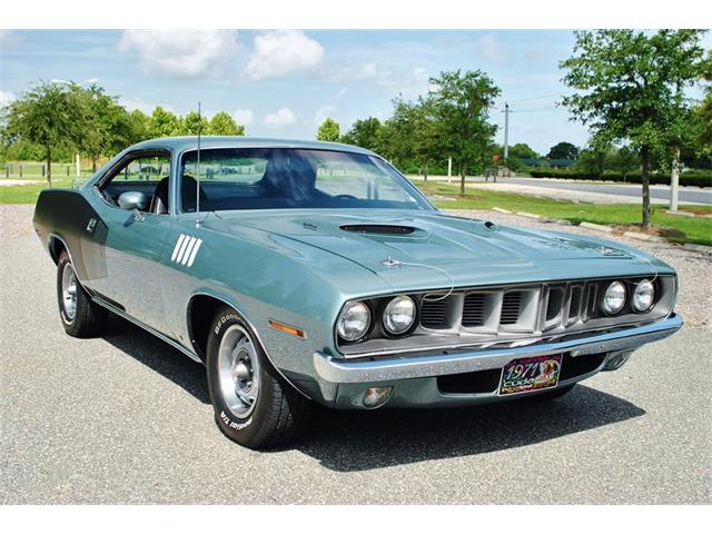 1971 Plymouth Barracuda | 890142