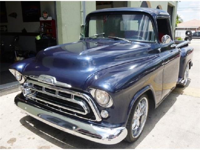 1957 Chevrolet 3-Window Pickup | 891452