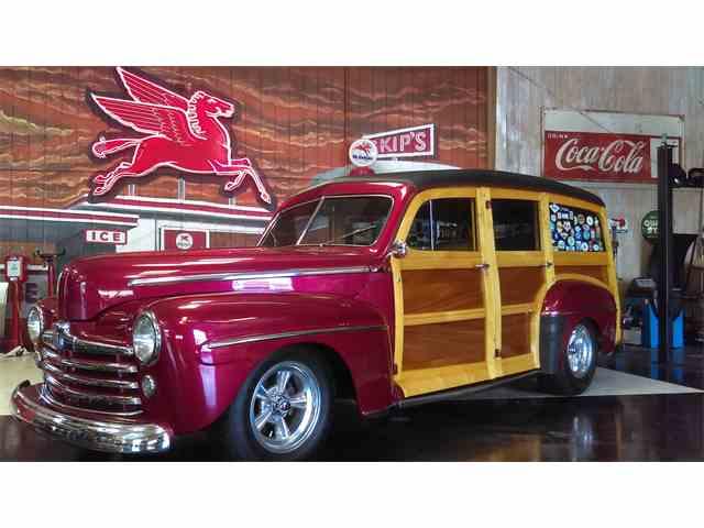 1948 Ford Woody Wagon | 891456