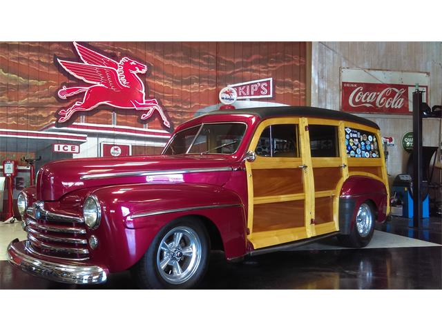 1948 Ford Woody Wagon | 891456