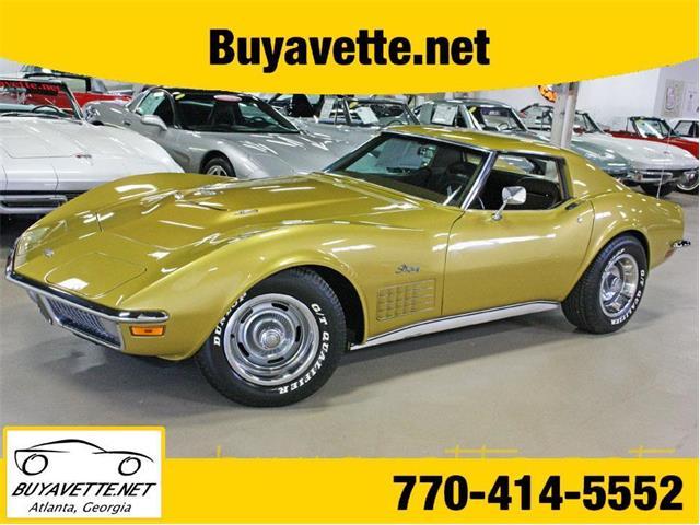 1971 Chevrolet Corvette | 891459