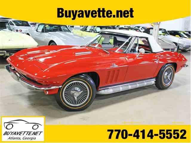 1965 Chevrolet Corvette | 891460