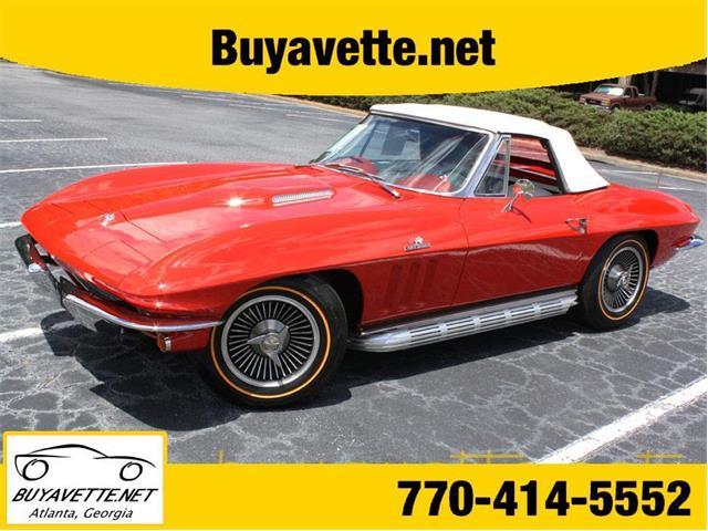 1966 Chevrolet Corvette | 891461