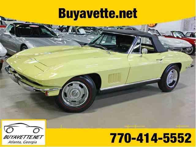 1967 Chevrolet Corvette | 891462