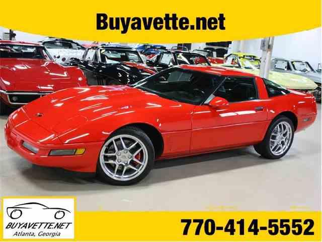 1996 Chevrolet Corvette | 891463
