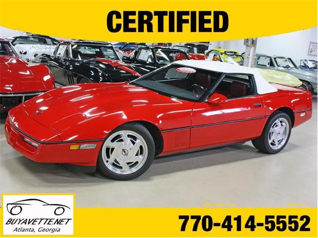 1988 Chevrolet Corvette | 891464