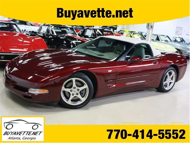 2003 Chevrolet Corvette | 891466