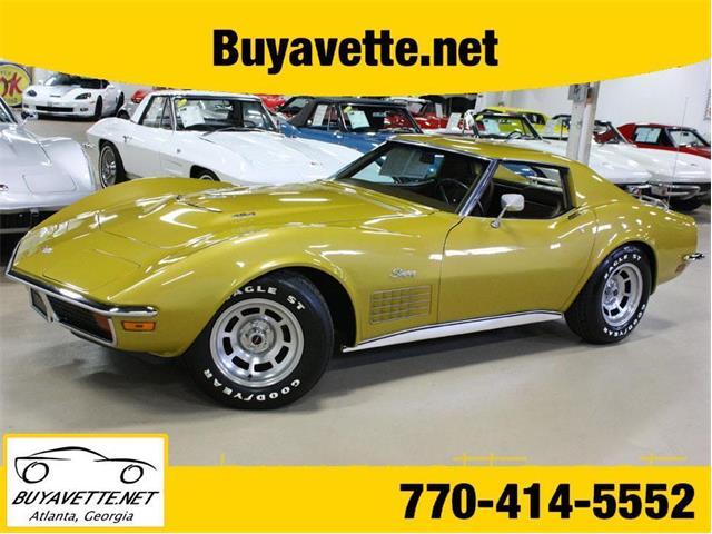 1972 Chevrolet Corvette | 891467