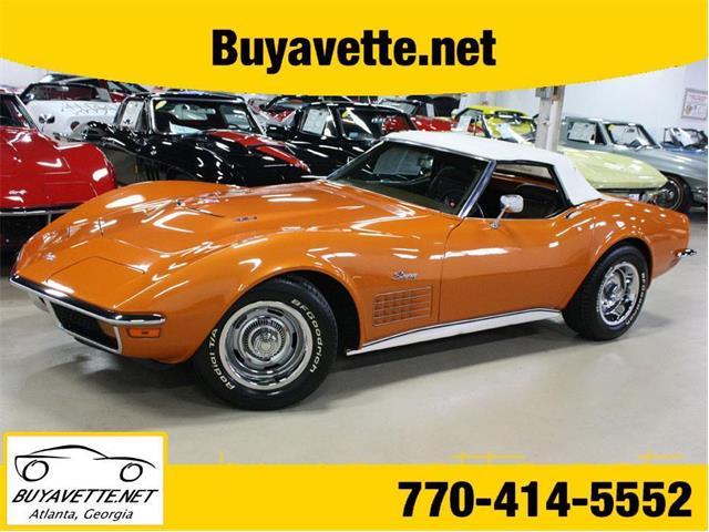 1972 Chevrolet Corvette | 891468