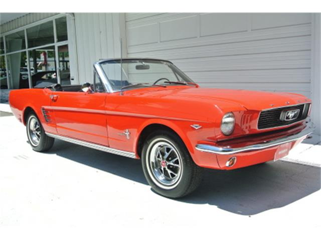 1966 Ford Mustang | 891473