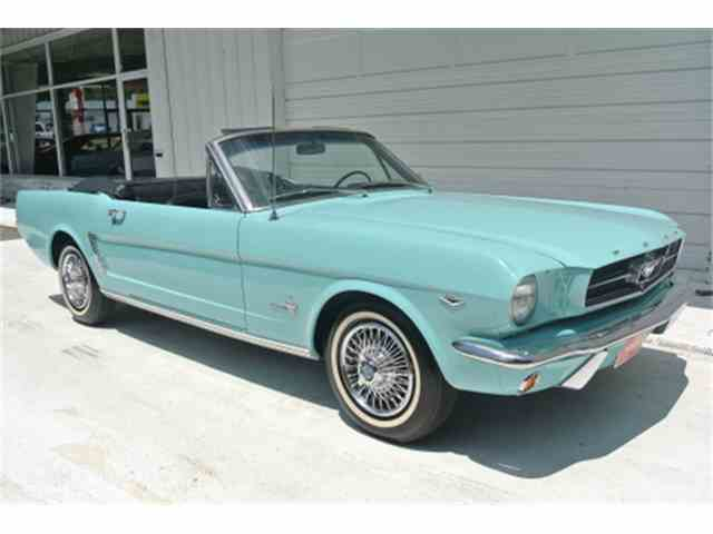1965 Ford Mustang | 891476