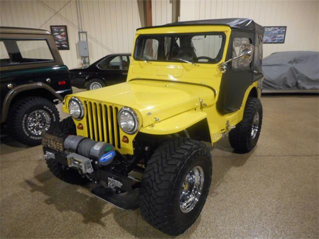 1946 Willys Jeep | 891485