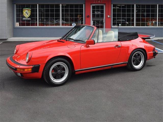 1986 Porsche 911 | 891486