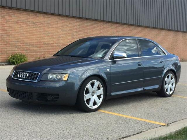 2005 Audi S4 | 891499