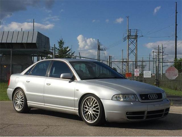 2002 Audi S4 | 891501